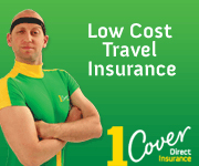 1Cover Low Cost Travel Insurance
