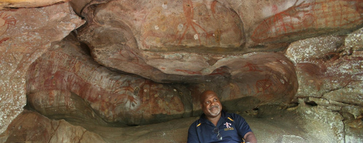 Willie Gordon Great Emu Cave